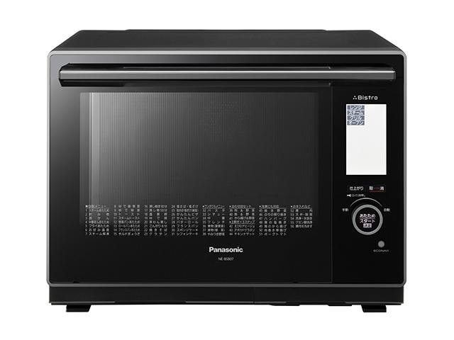 激安価格と即納で通信販売 長期無料保証 パナソニック スチームオーブンレンジ ブラック NE-BS907-K 送料無料限定セール中