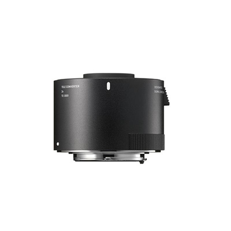 SIGMA 在庫処分 購買 テレコンバーター キヤノンEFマウント TELE TC-2001 キヤノン CONVERTER