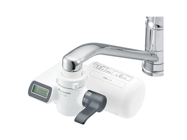 パナソニック 浄水器 情熱セール 買い取り メタリックグレー TK-CJ23-H