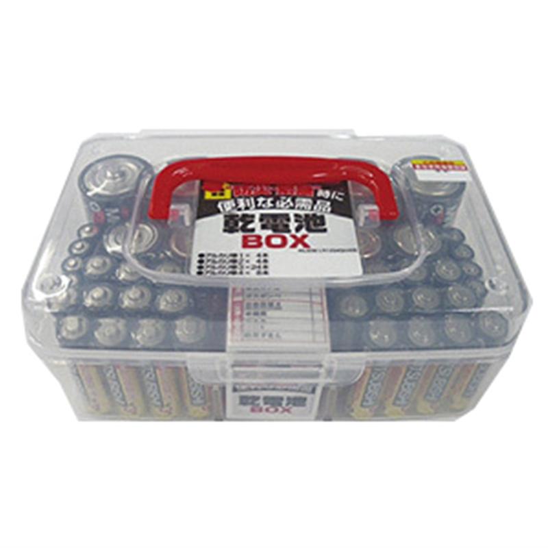 日本 年中無休 三菱電機 乾電池BOX KB LR1234GD