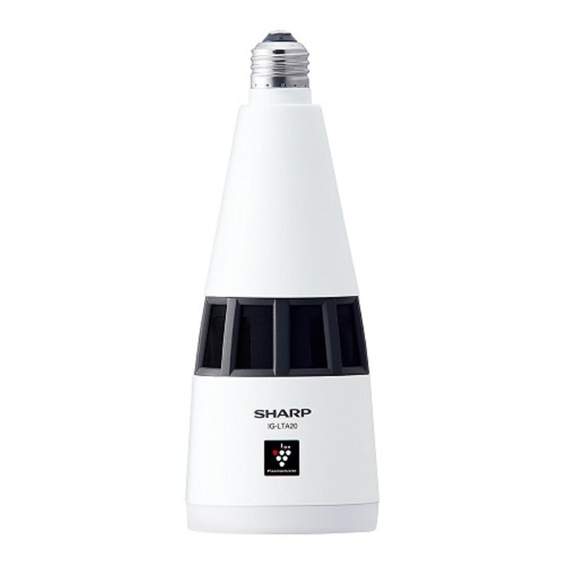 新品未使用正規品 シャープ イオン発生機 IG-LTA20-W ホワイト系 倉庫