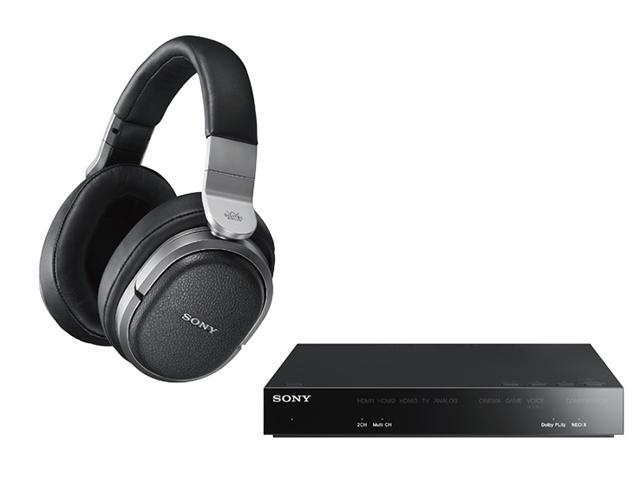 ソニー 日本全国 送料無料 デジタルサラウンドヘッドホンシステム 全商品オープニング価格 MDR-HW700DS