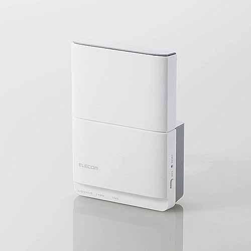 アウトレット エレコム 値下げ 無線LAN中継器11ac n a 限定タイムセール b ホワイト g WTC-1167HWH