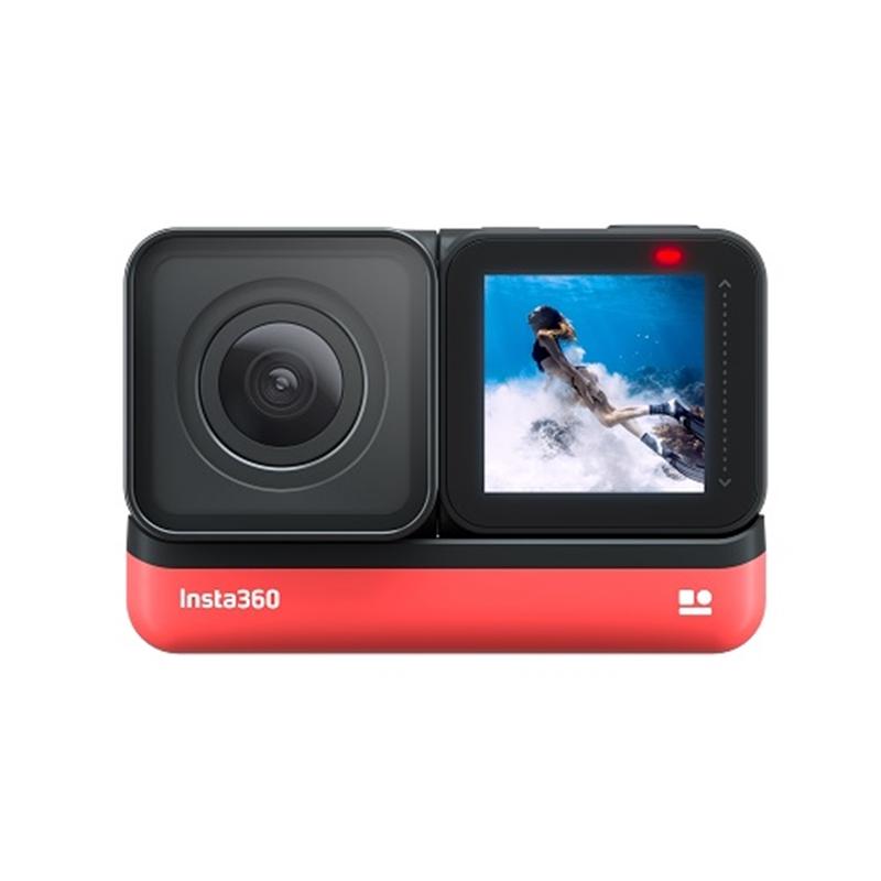 楽天 Arashi Vision ウェアラブルカメラ Insta360 ONE R Twin Edition CINAKGP/A, ウイスタリアピアノ 中古通販部 219a9943