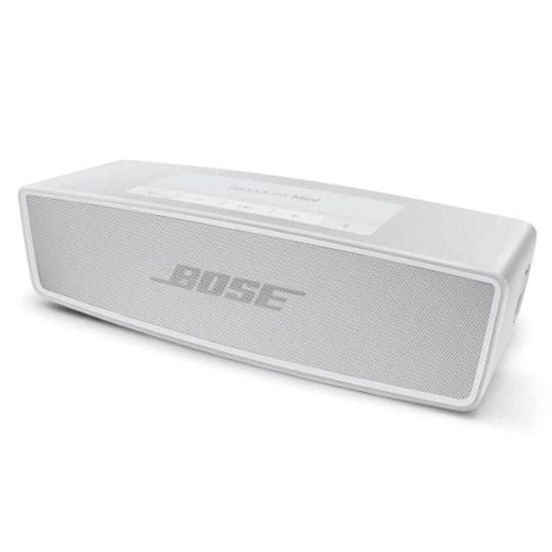 BOSE Bluetoothスピーカー 代引き不可 SOUNDLINK MINI II ショップ ラックスシルバー Special SLV Edition