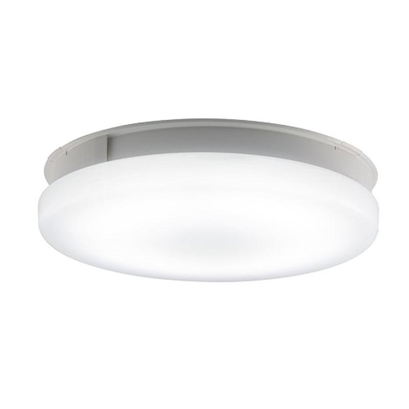 スワン電器 LEDシーリングファンライト FCE-500WH ホワイト 主に12畳用