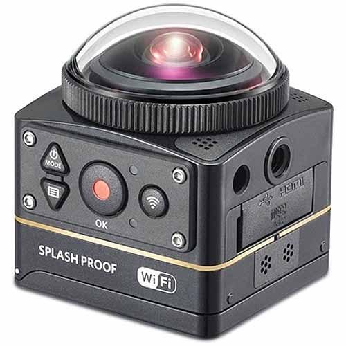 KODAK ウェアラブルカメラ 4K 限定品 <セール&特集> SP360 4K