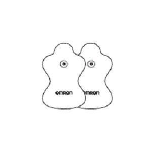 オムロン 割引 低周波治療器用ロングライフパッド HV-LLPAD-GY 通信販売
