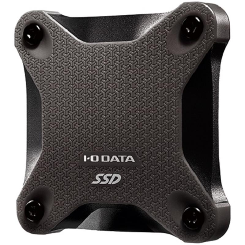 アイ オー データ機器 IODATA ポータブル テレビで話題 SSD USB 3.2 セール特別価格 3.0 SSPH-UA500KB Gen 対応 1 スモーキーブラック SDD:500GB