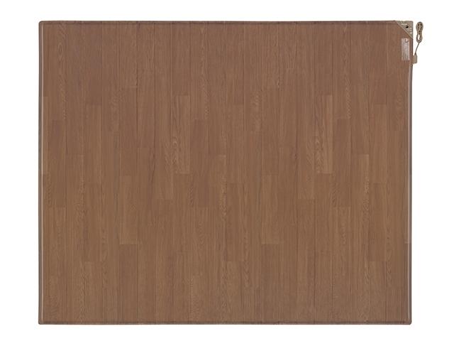 新品未使用正規品 パナソニック かんたん床暖 世界の人気ブランド DC-3V4R-MT ブラウン色 木目