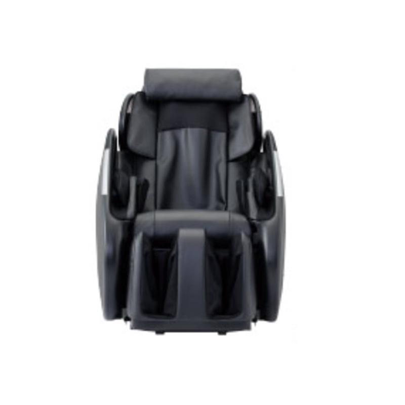 長期無料保証 配送設置無料 男女兼用 スライヴ お求めやすく価格改定 マッサージチェア ブラック 脚メカ足裏ローラー 全身コンパクト CHD-9200-BK