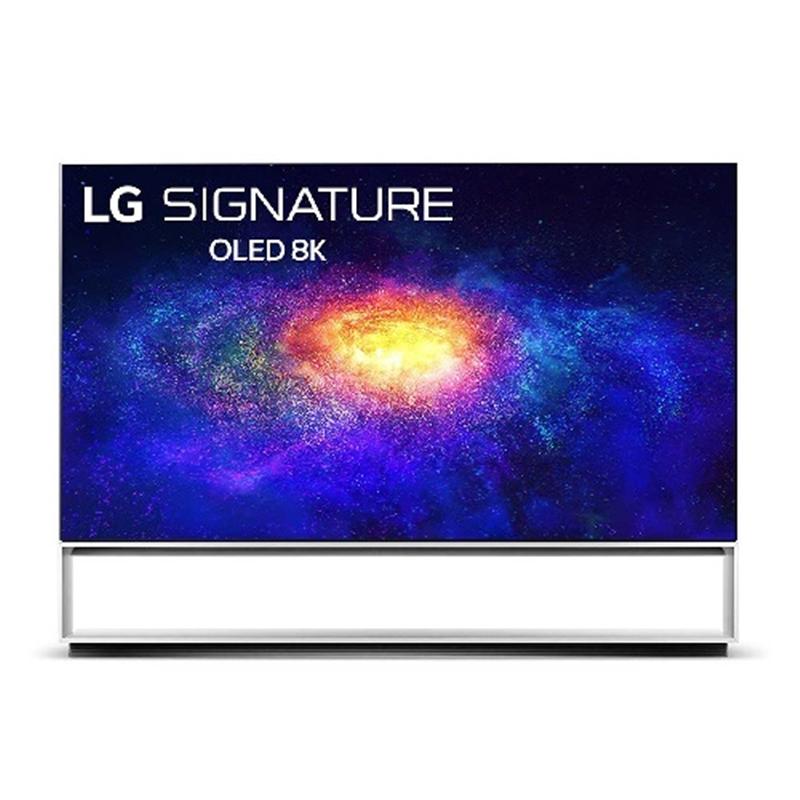 (長期無料保証/配送設置無料)LG 88V型 BS/CS 4K8Kチューナー内蔵有機ELテレビ OLED88ZXPJA