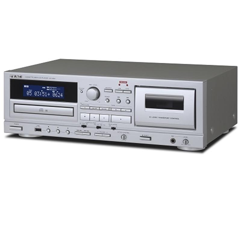 長期無料保証 ティアック カセットデッキ AD-850-S CDプレーヤー 送料無料カード決済可能 新着セール