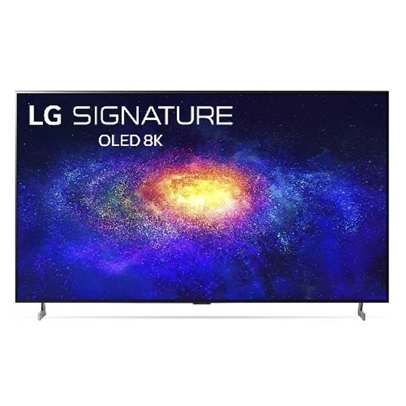 (長期無料保証/配送設置無料)LG 77V型 BS/CS 4K8Kチューナー内蔵有機ELテレビ OLED77ZXPJA