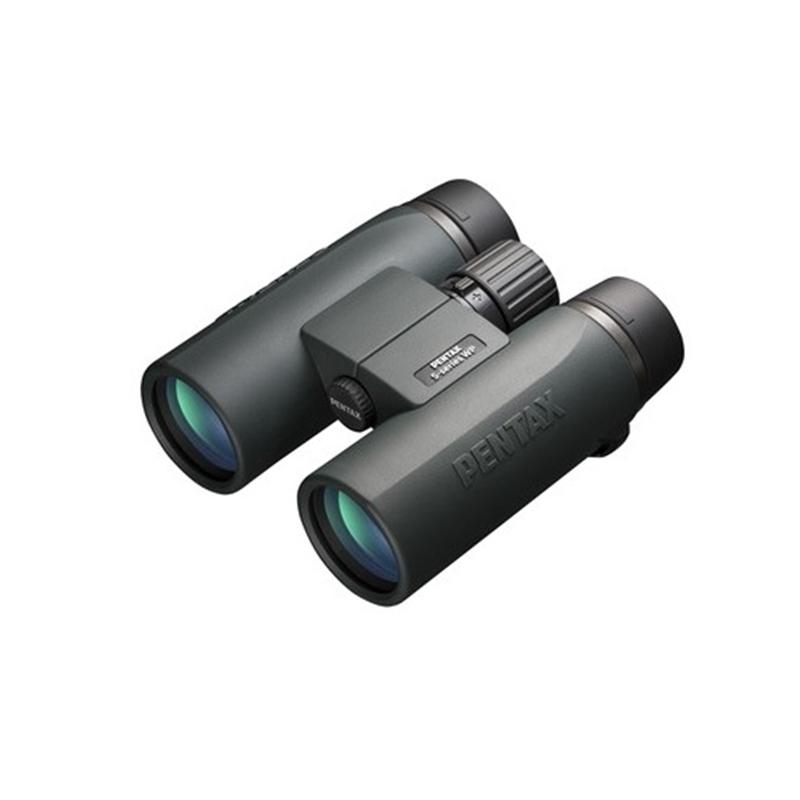 ペンタックス ダハプリズム双眼鏡 8倍 42mm 防水 NEW 8x42 WP SD 送料無料激安祭 グリーン