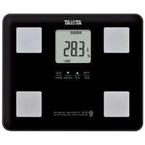 【納期約7~10日】BC-760BK [TANITA タニタ] 体組成計・体重計 ブラック BC760BK
