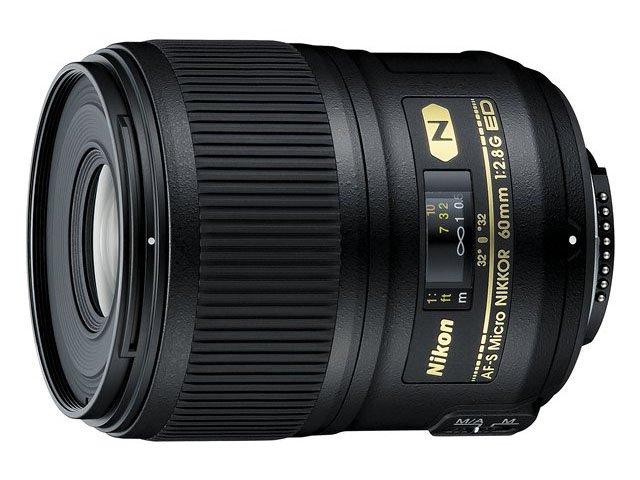 【納期約4週間】【お一人様1台限り】AFSMC60G 【送料無料】 [Nikon ニコン] AF-S Micro NIKKOR 60mm f/2.8G ED AFSMC60G