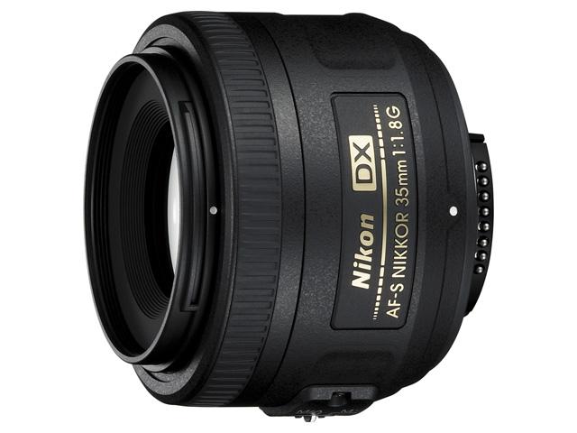 【納期約3週間】【お一人様1台限り】AF-S DX NIKKOR 35mm F1.8G 【送料無料】 [Nikon ニコン] AF-S DX NIKKOR 35mm F1.8G AFSDXNIKKOR35mmF1.8G
