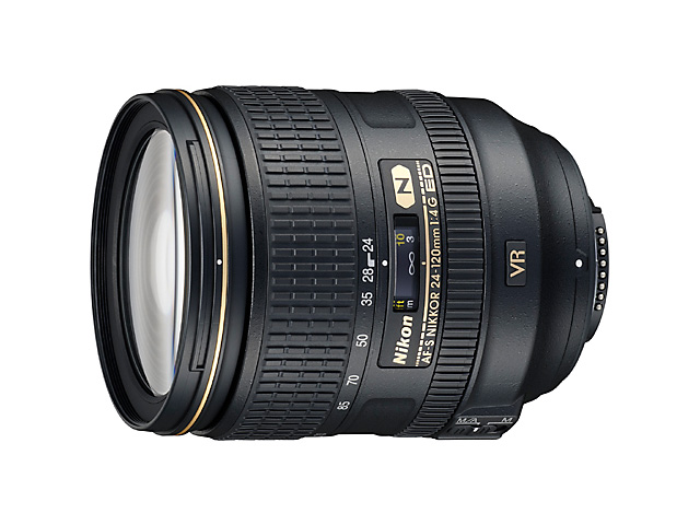 【納期約3週間】【お一人様1台限り】AFS24-120mm f/4G ED VR 【送料無料】 [Nikon ニコン] AFS24-120mm f/4G ED VR AFS24120mmf/4GEDVR