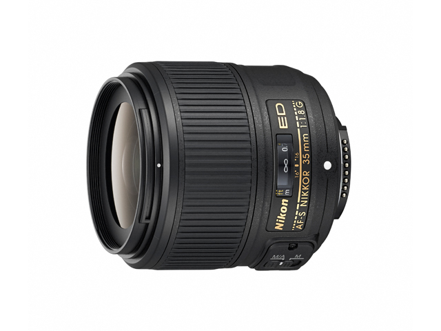 【納期約3週間】【お一人様1台限り】AF-S NIKKOR 35mm f/1.8G ED 【送料無料】 [Nikon ニコン] AF-S NIKKOR 35mm f/1.8G ED AFSNIKKOR35mmf/1.8GED