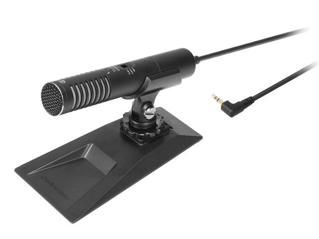 【納期約7~10日】AT9941 ブラック [audio-technica オーディオテクニカ] ステレオマイクロホン AT9941
