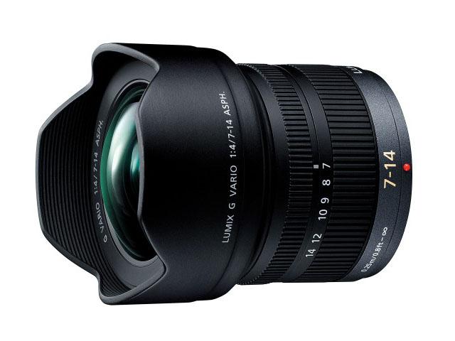 【納期約1ヶ月以上】【お一人様1台限り】H-F007014 【代引き不可】 [Panasonic パナソニック] デジタル一眼カメラ用交換レンズ HF007014
