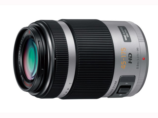 【納期約2週間】【お一人様1台限り】H-PS45175-S [Panasonic パナソニック] デジタル一眼カメラ用交換レンズ HPS45175S シルバー