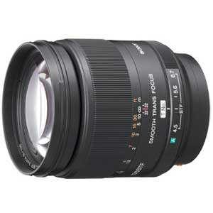 【納期約7~10日】【お一人様1台限り】SAL135F28【送料無料】[SONY ソニー] デジタル一眼カメラα用レンズ 135mm F2.8 [T4.5] STF