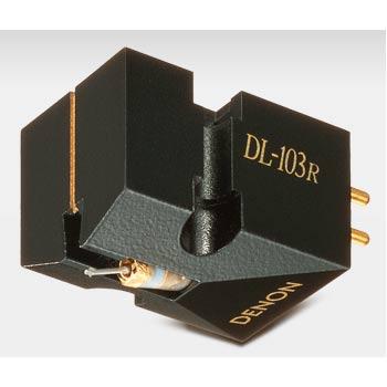 【納期4月下旬頃】DL-103R【送料無料】[DENON デノン] MC型カートリッジ DL103R