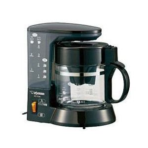 EC-TC40-Ta Brown [ZOJIRUSHI zojirushi] coffee maker coffee through ECTC40TA