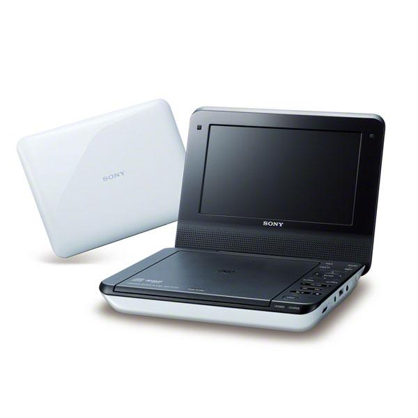 DVP-FX780(W)ホワイト[SONY ソニー]ポータブルDVDプレーヤー
