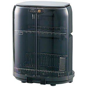【納期約7~10日】EY-GB50-HA 【送料無料】ZOJIRUSHI 象印 食器乾燥機 クリアドライ グレー EYGB50HA