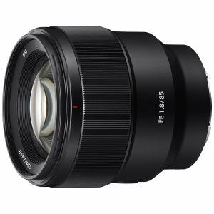 【納期約4週間】【お一人様1台限り】SONY ソニー SEL85F18 交換用レンズ FE 85mm F1.8