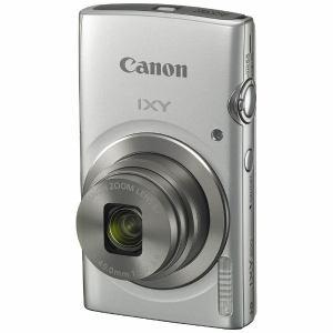 【納期約2週間】◎【お一人様1台限り】IXY200SL [canon キヤノン] コンパクトデジタルカメラ 「IXY 200」(シルバー)