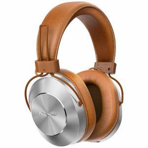 【納期約7~10日】SE-MS7BT-T 【送料無料】Pioneer パイオニア ハイレゾ音源対応 ダイナミック密閉型Bluetoothヘッドホン ブラウン SEMS7BTT