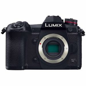 【納期約2週間】【お一人様1台限り】DC-G9-K 【代引き不可】[Panasonic パナソニック] デジタル一眼カメラ 「LUMIX(ルミックス) G9 PRO」 ボディ DCG9K