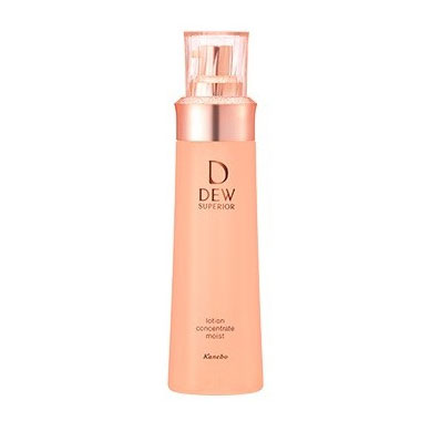 【納期約1~2週間】カネボウ DEW デュウ スペリア ローションコンセントレート とてもしっとり 150ml 化粧水