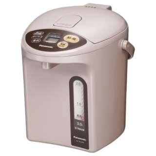 【納期約2週間】NC-BJ304-C Panasonic パナソニック 電動給湯式電気ポット (3.0L) ベージュ NCBJ304C