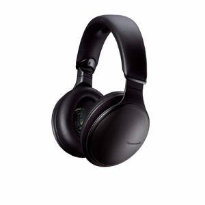 【納期約1~2週間】Panasonic パナソニック RP-HD500B-K 【ハイレゾ音源対応】 ワイヤレスステレオヘッドホン ブラック RPHD500BK