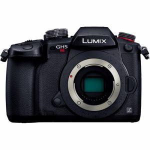 【納期約3週間】【お一人様1台限り】【代引き不可】DC-GH5S-K Panasonic パナソニック ミラーレス一眼カメラ 「LUMIX」 ボディ ブラック DCGH5SK