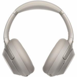 ◆【在庫あり翌営業日発送OK F-2】SONY ソニー WH-1000XM3SM ワイヤレスノイズキャンセリングヘッドホン 1000Xシリーズ  プラチナシルバー WH1000XM3SM