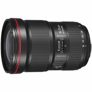【納期約3週間】【お一人様1台限り】【代引き不可】Canon キヤノン EF16-35F2.8LUSM3 交換用レンズ EF16-35mm F2.8L III USM
