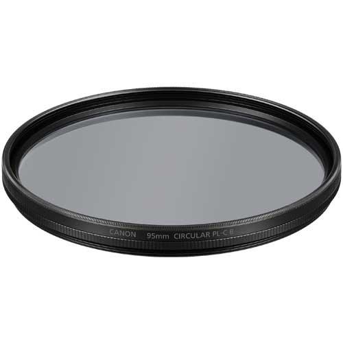【納期約4週間】Canon キヤノン 円偏光フィルター PL-C B 95mm