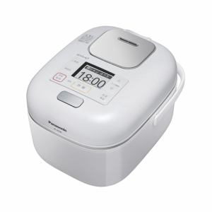 【納期約2週間】SR-JW058-W Panasonic パナソニック 可変圧力IHジャー炊飯器 (3合炊き) 豊穣ホワイト SRJW058W