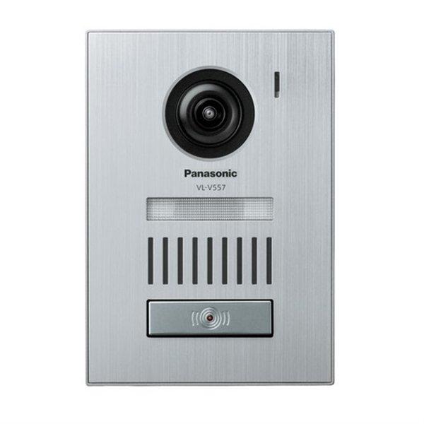 【納期約1~2週間】Panasonic パナソニック VL-V557L-S 増設用カラーカメラ玄関子機 VLV557LS