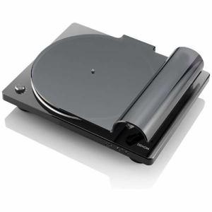【納期約7~10日】DENON デノン DP-450USBBKEM マニュアル式レコードプレーヤー ブラック DP450USBBKEM