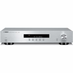 【納期4月中旬頃】TS-501S YAMAHA ヤマハ FM補完放送対応 ワイドFM/AMチューナー シルバー TS501S