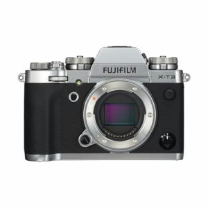【納期約7~10日】【お一人様1台限り】富士フイルム FX-T3-S ミラーレス一眼カメラ 「FUJIFILM X-T3」 ボディ シルバー XT3 BODY S