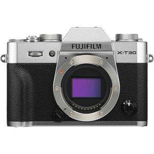 【納期約3週間】【お一人様1台限り】FUJIFILM 富士フイルム FX-T30-S ミラーレス一眼カメラ X-T30 シルバー FXT30S