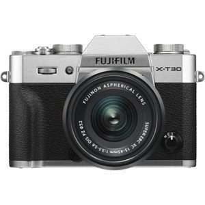 【納期約3週間】【お一人様1台限り】FUJIFILM 富士フイルム FX-T30LK-1545-S ミラーレス一眼カメラ X-T30 XC15-45mmレンズキット シルバー FXT30LK1545S